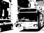 観光バスが多くないですか?