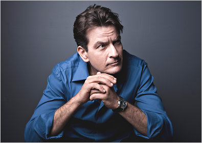 Charlie Sheen And His Formal Apology To Kim Kardashian