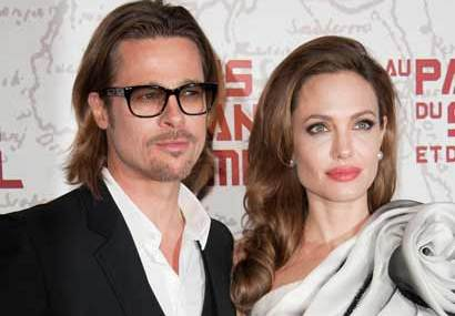 Angelina Jolie Collaborates with Brad Pitt On Inspirational Picture