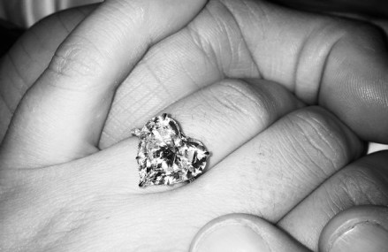 Lady Gaga is engaged!