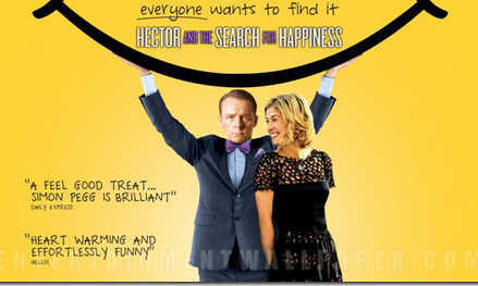 Hector And The Search For Happiness(2014), Quirky And Fun