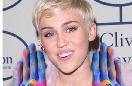 Miley Cyrus Feels Woman Shouldn't Settle For Less, EVER!