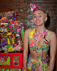 Miley Cyrus Launches The Happy Hippie Foundation