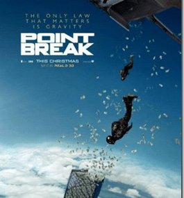 The First Point Break Trailer Released!