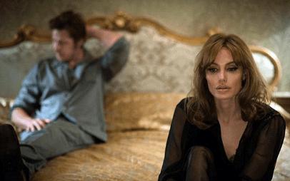 Angelina Jolie & Brad Pitt Work Hard On By the Sea movie