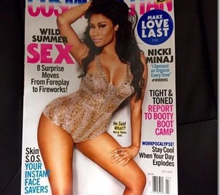 Nicki Minaj Demands Climax In The Bedroom!