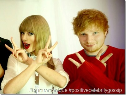 Taylor Swift posts this photo on Twitter.com with the caption: 21, 23, 22. So on average, 22. @RizzleKicks @edsheeran backstage in London</p> <p>Featuring: Taylor Swift,Rizzle Kicks,Ed Sheeran<br /> When: 10 Jun 2013<br /> Credit: Taylor Swift/Twitter.com</p> <p>**(WENN does not claim any Copyright or License in the attached material. Any downloading fees charged by WENN are for WENN's services only, and do not, nor are they intended to, convey to the user any ownership of Copyright or License in the material. By publishing this material, the user expressly agrees to indemnify and to hold WENN harmless from any claims, demands, or causes of action arising out of or connected in any way with user's publication of the material.)**
