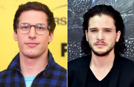 Kit Harington and Andy Samberg suffer 7 Days of Hell