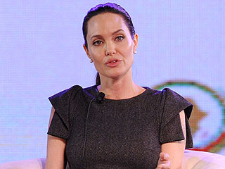 Angelina Jolie Attends African Union Summit