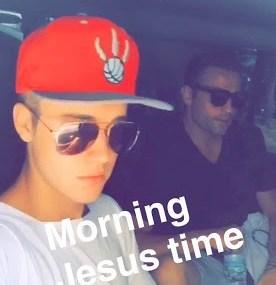 Justin Bieber Inspires The Discouraged, 'Gods Got U'