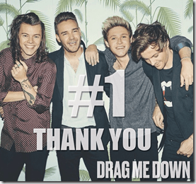 "Drag Me Down Music Video By ""One Direction,"" Might Be In Production At NASA!"