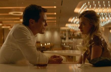 Michael Shannon Reveals His Romantic Side At Sundance Film Festival's Filmmaker Lodge!