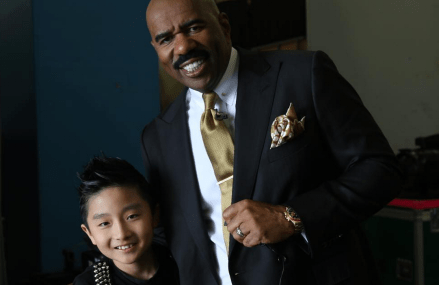 Steve Harvey and what he taught us about being homeless.