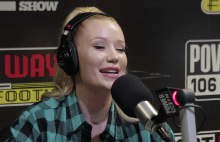 Iggy Azalea teaches us to never give up in recent interview!