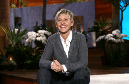 Ellen DeGeneres teaches us how precious life is, watch here!