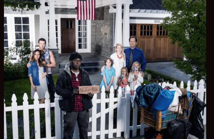PCG Exclusive: Neighbor film w/ Anjelah Johnson, Dove Meir, Bruce Beatty!