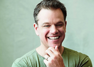 Matt Damon tackles the water crisis with Water.org!