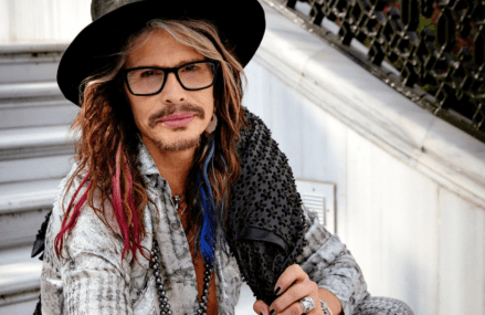 The 2016 Humanitarian Award goes to Steven Tyler! Check it out!