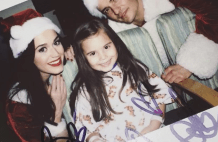 Katy Perry and Orlando Bloom bless patients at Los Angeles Children's Hospital!