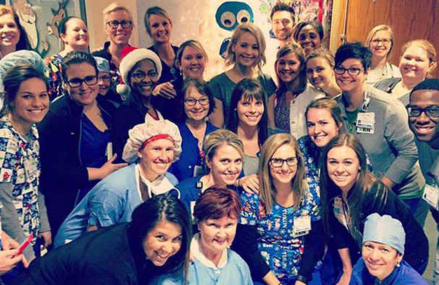 Selena Gomez and Jennifer Lawrence spend Christmas Eve at Children's Hospital!
