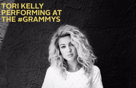Tori Kelly will help pay tribute to the Bee Gees during the Grammys!