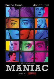 MANIC Trailer: The film stars Emma Stone and Jonah Hill