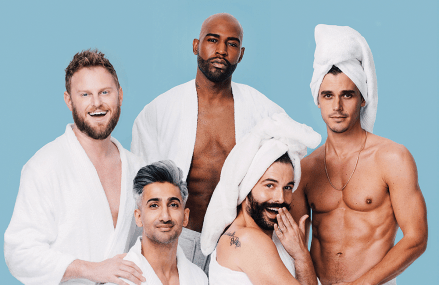 Queer Eye opens up about their revival and more!