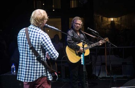 The Backyard Concert 2018: Don McLean, Ed Sheeran & Roger Daltrey join charity!