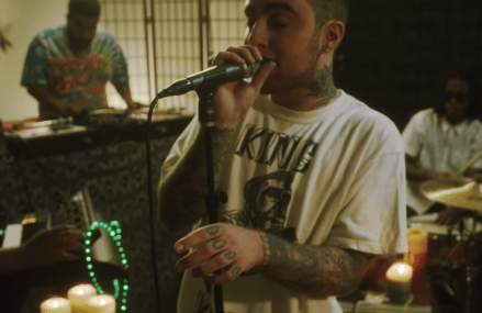Mac Miller throwback: The Space Migration Sessions. Objects In The Mirror!