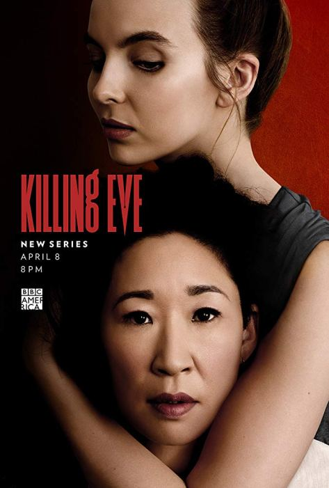 Killing Eve: Sarah Oh plays as an operative and the show is addicting!