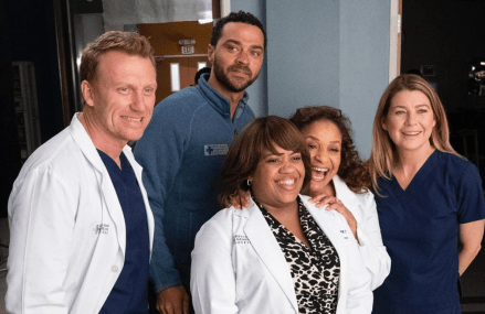 Ellen Pompeo opens up about difficulties on Gray's Anatomy.