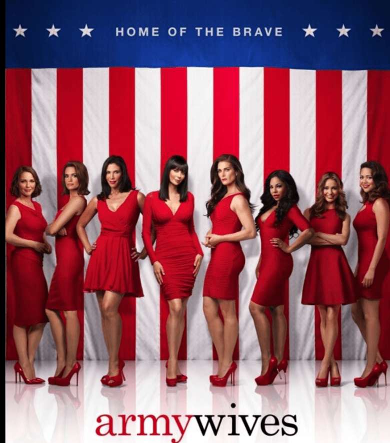 Army Wives: The drama, the love and the reality of being an Army spouse! Check it out right here on positive celebrity gossip and entertainment news!