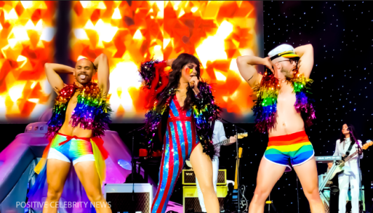 LOVELOUD 2019: Positive Celebrity review! Oh, the emotions, performance, and survivors! Check it out right here on positive celebrity news!