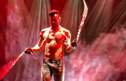 Positive Celebrity Review: The Las Vegas Chippendales are damn hot!