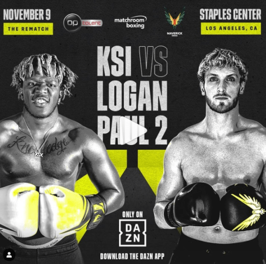 When is the Logan Paul vs KSI fight? Get more details right here on positive celebrity gossip, film and entertainment news!