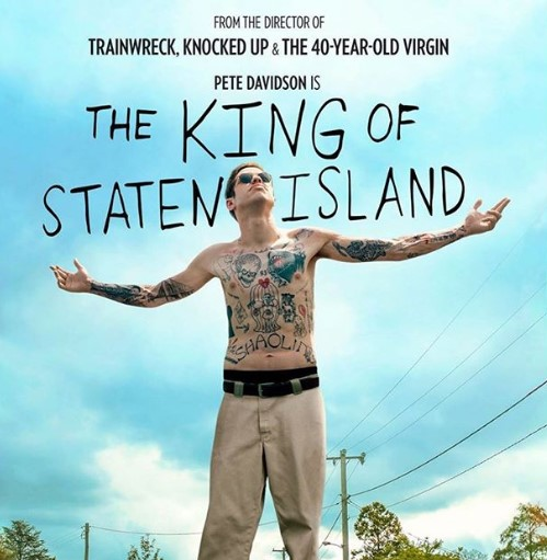 Exclusive Review: The King of Staten Island, Pete Davidson's Semi-autobiographical is absolutely inspiring.