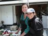 pamela-estes-and-sheila-cepero-provided-a-great-lunch-for-us-on-set