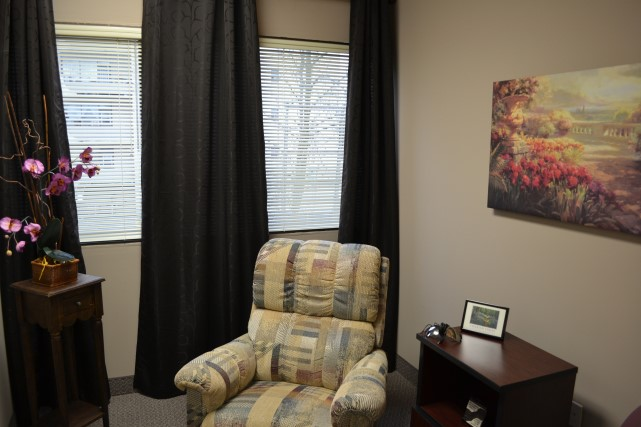 Positive Changes Hamilton Hypnosis Room 1