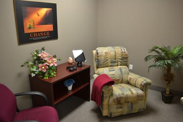 Positive Changes Hamilton Hypnosis Room 4