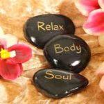 stones relax