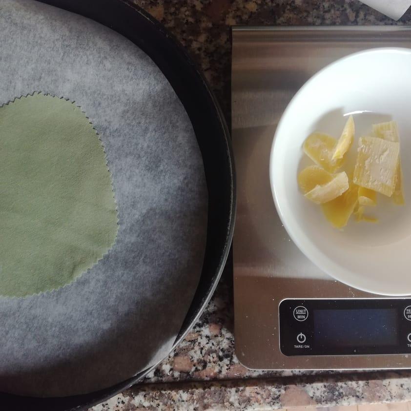 Beeswax cloths utensils