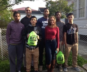 Homeless Service Project