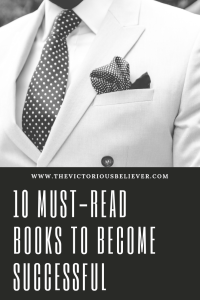 Top 10 books to read to become successful