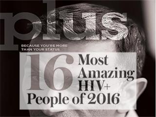 HIV Plus Magazine - Sept 2016