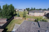 drone pic of roof