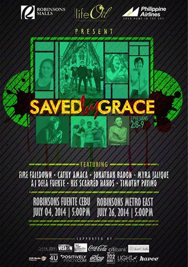 Saved By Grace Updated Poster