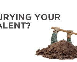 Burying Your Talent?