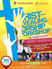 Christ Revealing Workshop