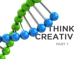 Think Creatively(1)
