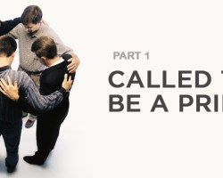 Called to Be a Priest (1)